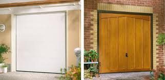 Different types of doors